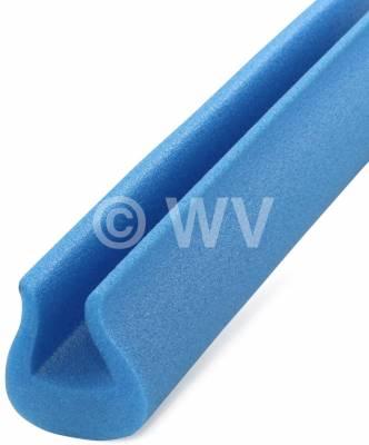 NOMAPACK 3002293 U-Tulpe Schaumprofil blau_Typ_30-45_41x48x22mm