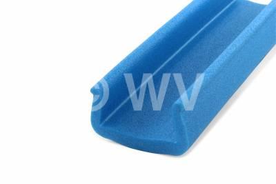 NOMAPACK_3002289_U-Tulpe Schaumprofil_blau_Typ_100-120_120x59x21mm
