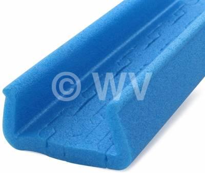NOMAPACK_3002290_U-Tulpe_Schaumprofil_blau_Typ_100-120_120x59x21mm