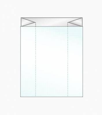 Seitenfaltenbeutel-Schema