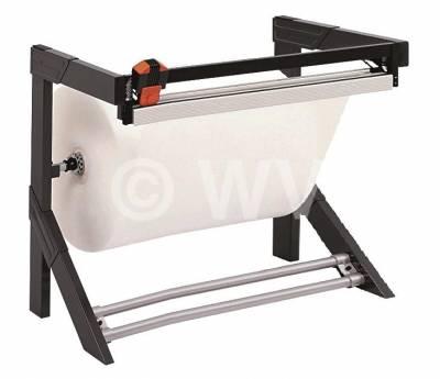 Schneidständer für Rollen bis 200kg und 1250mm Breite