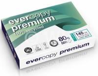 Kopierpapier ökologisch 100% recycling hochweiß DIN A4