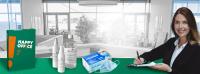 Kopierpapier, Hygiene und Büro