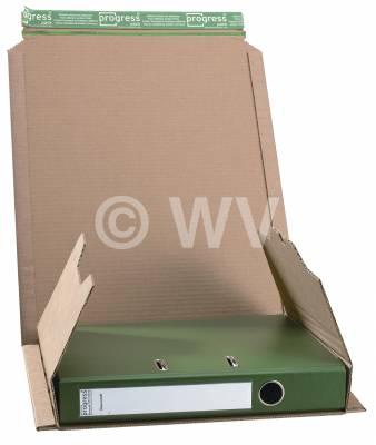 60 Ordner-Verpackungen 328 x 290 x 120 mm
