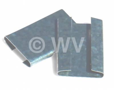 Verschlusshülse für Stahlband C-Form