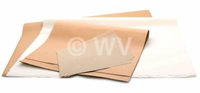 6320007 -  50x 80cm Packpa 160g/m² braun Bogen TL