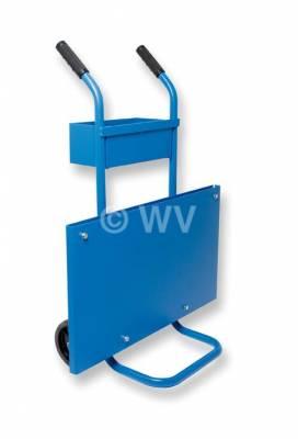 Abrollwagen für Verpackungsstahlband