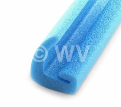 NOMAPACK C BTH Schaumprofil_blau_34mmx74mmx5,5mm