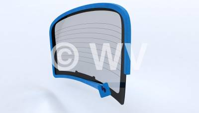PE-Schaumpolsterfolien_-_Pads__Profile\NOMAPACK_3002312_WS-Schaumprofil_40x30_blau_Glasscheibe_mit_Dichtung_6540167_bl